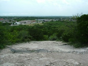 View from Comache Lookout.